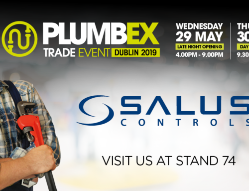 "Launching Salus ""Smart Home"" heating controls at PLUMBEX"