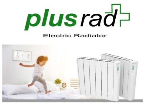 PlusRad Electric Radiators